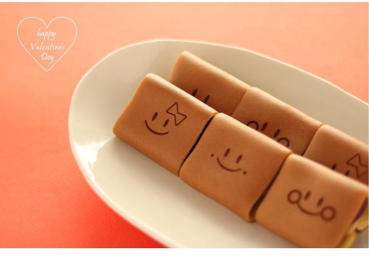 バレンタイン限定 笑小巻 イメージ