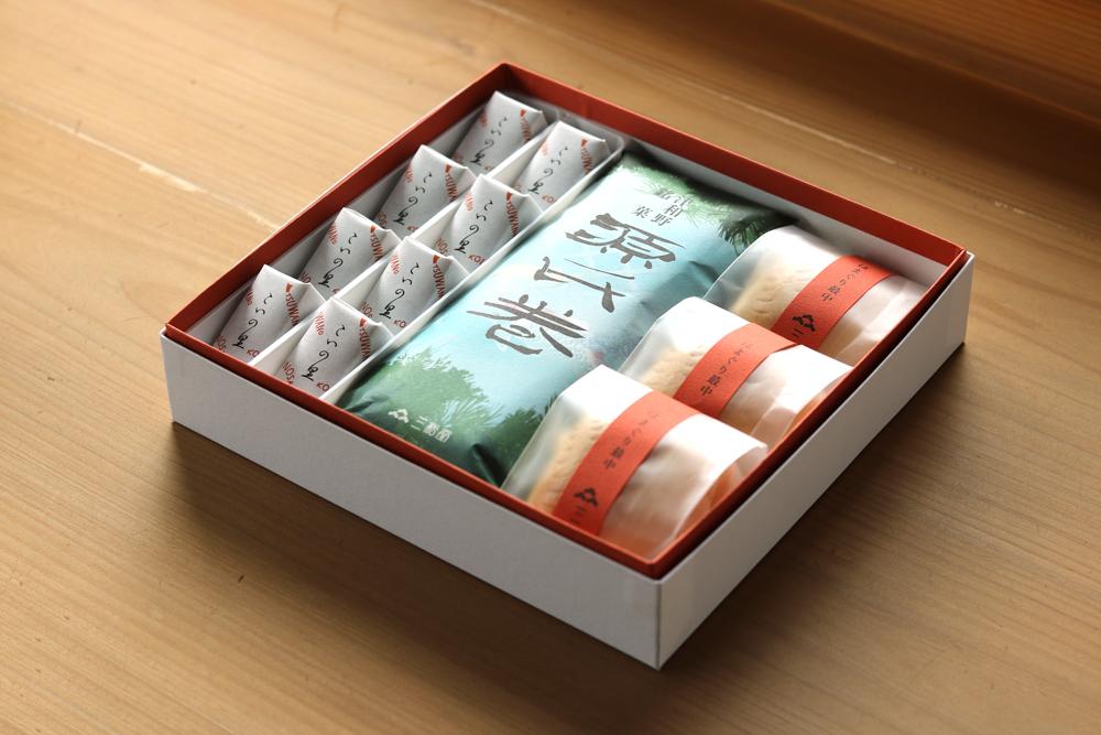 和菓子のお詰合せ